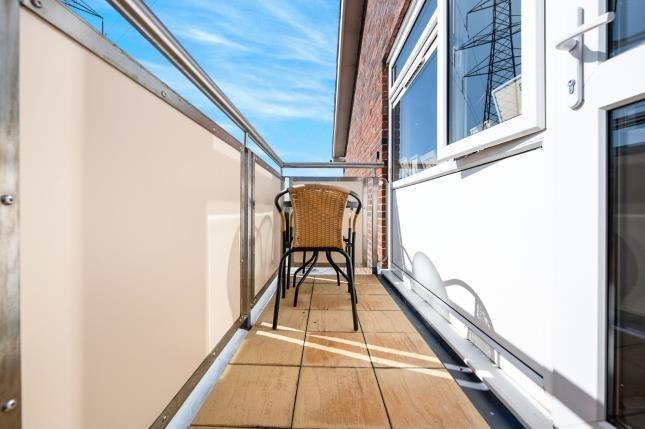Balcony of Cosham, Portsmouth, Hampshire PO6