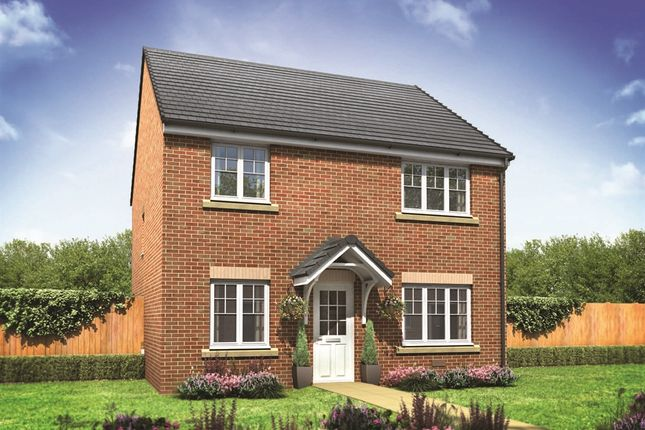 "Thumbnail Detached house for sale in ""The Knightsbridge"" at London Road, Stanway, Colchester"