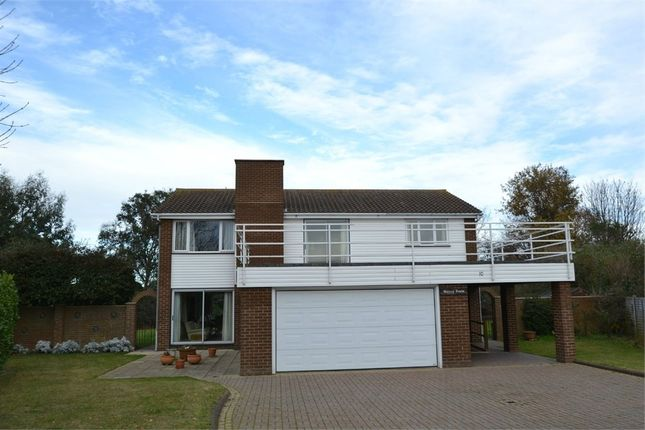 Thumbnail Detached house for sale in Beacon Heights, St Osyth, Clacton-On-Sea