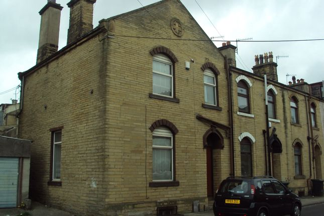 Thumbnail End terrace house to rent in Rand Street, Bradford