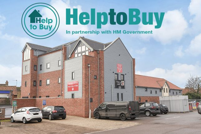 Thumbnail Flat for sale in Newmans, Norwich Street, Fakenham