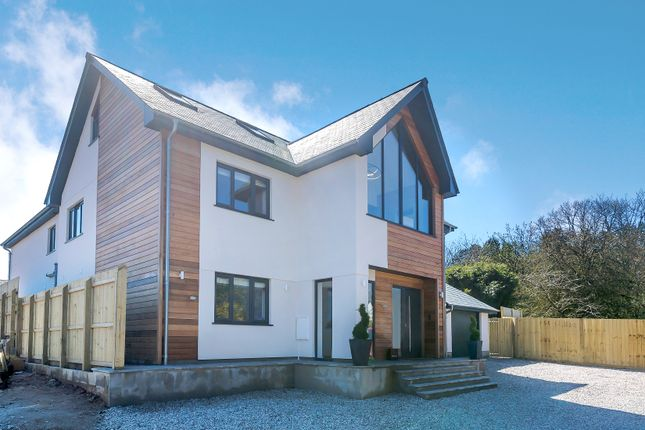 Thumbnail Detached house for sale in Higher Downgate, Callington