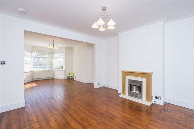 Thumbnail Semi-detached house to rent in The Vale, Golders Green