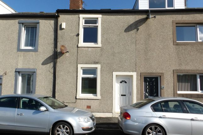 Thumbnail Terraced house to rent in Grasslot, Maryport, Cumbria