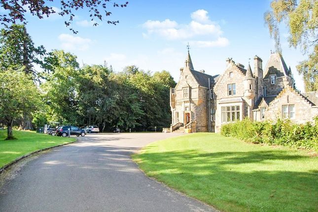 Thumbnail Flat for sale in Lentran House, Lentran, Inverness