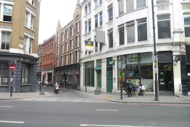 Thumbnail Retail premises to let in 52 Great Eastern Street, Shoreditch, London