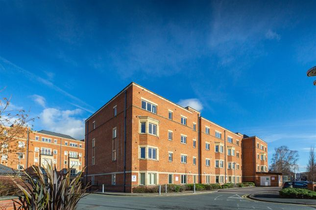 Thumbnail Flat for sale in Caxton Place, Wrexham