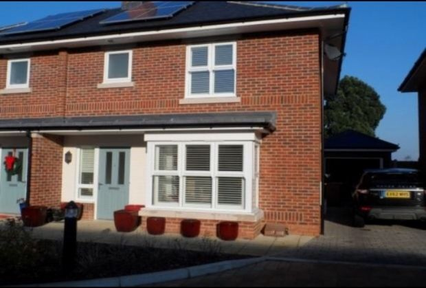 Thumbnail Semi-detached house for sale in Cherry Garden Lane, Writtle Road, Chelmsford