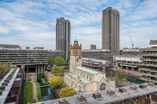 Thumbnail Flat for sale in Wood Street, City, London