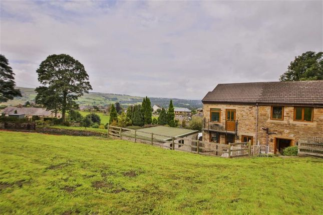 Thumbnail Barn conversion for sale in Mereclough, Cliviger, Burnley