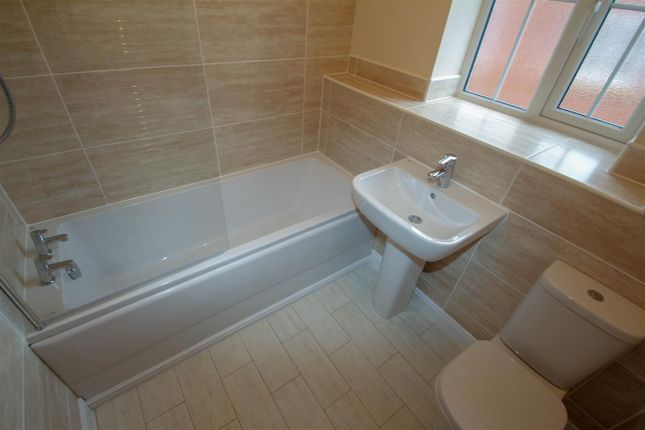 Family Bathroom of St Dominics Place, Hartshill, Stoke-On-Trent ST4