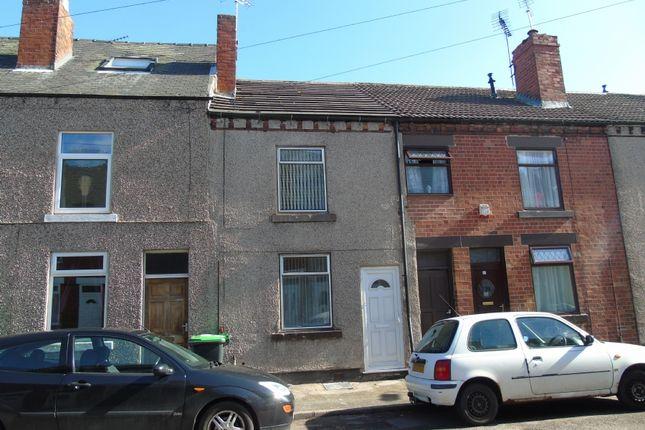Thumbnail Terraced house to rent in Ashfield Road, Huthwaite, Sutton-In-Ashfield