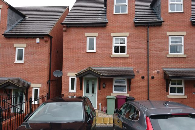 4 bed town house to rent in Church Street, Clowne, Chesterfield S43