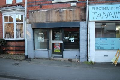 Thumbnail Retail premises to let in 42 Belvoir Road, Coalville, Leicestershire