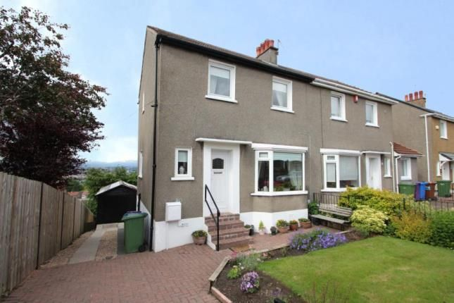 Thumbnail Semi-detached house for sale in Farne Drive, Simshill, Glasgow