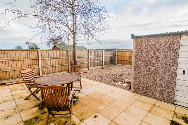 Garden And Patio of Finch Road, Doncaster DN4