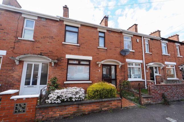 Thumbnail Terraced house for sale in Sefton Park, Belmont, Belfast