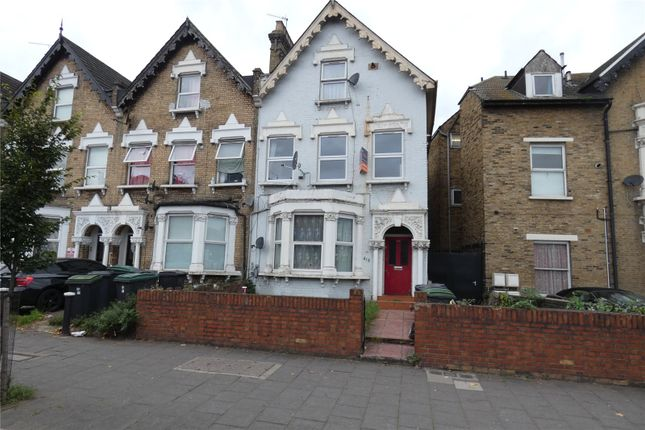 Thumbnail Flat to rent in High Street, Wood Green, London