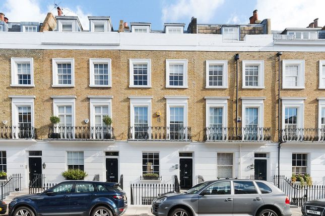Thumbnail Terraced house for sale in Halsey Street, London