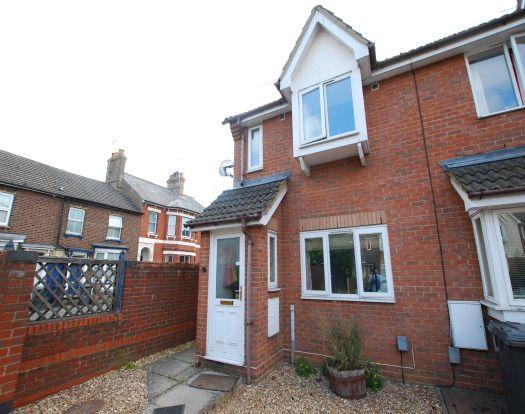 Thumbnail End terrace house to rent in Billington Court, Billington Road, Leighton Buzzard