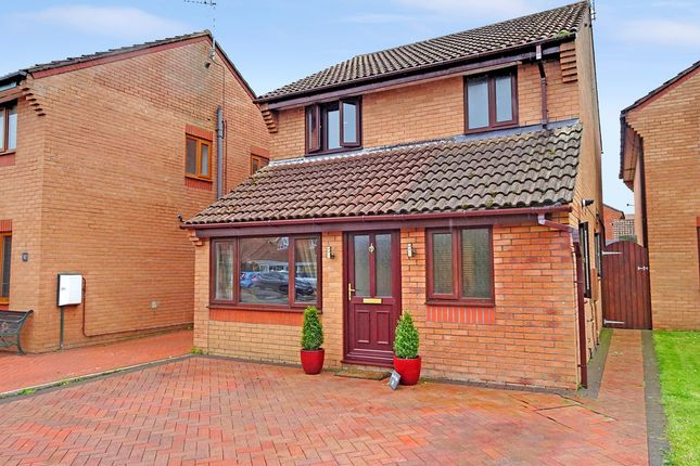 Thumbnail Detached house for sale in Ogmore Drive, Nottage, Porthcawl