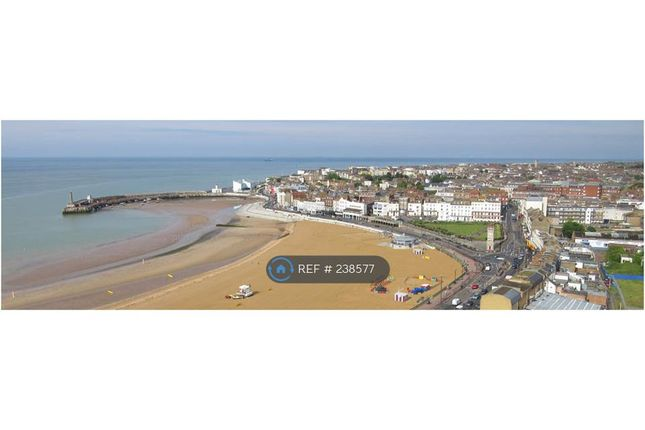 Thumbnail Flat to rent in All Saints Ave, Margate