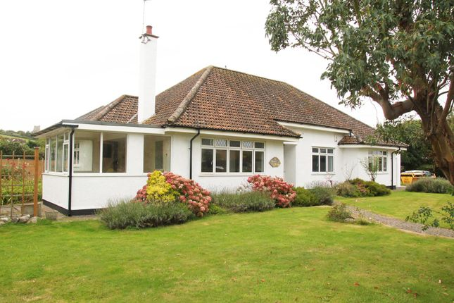 Thumbnail Detached bungalow for sale in Uphill Road South, Uphill, Weston-Super-Mare