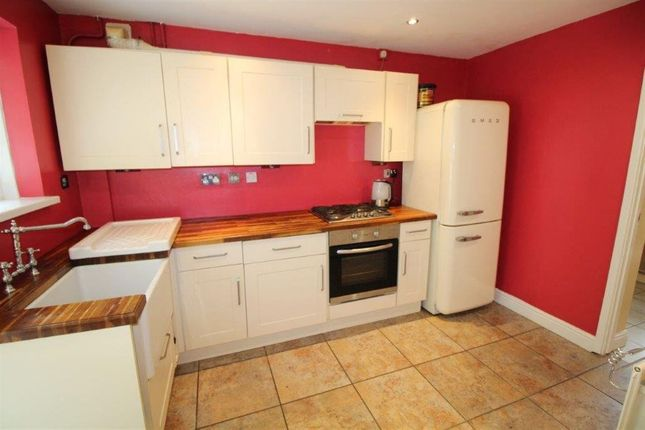 Thumbnail Terraced house to rent in School Terrace, Rogerstone