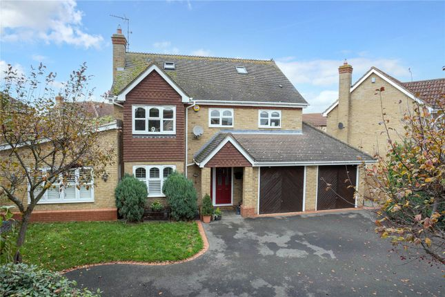 Thumbnail Detached house for sale in The Carpenters, St Michaels Mead, Bishop's Stortford, Hertfordshire