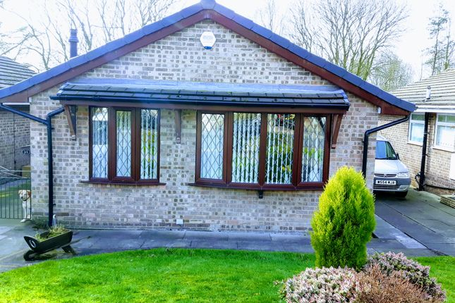 Thumbnail Bungalow for sale in Hardmans, Bromley Cross, Bolton