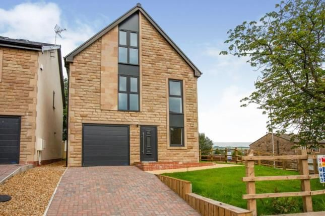 Thumbnail Detached house for sale in St Thomas Close, Wheatley Lane, Barrowford