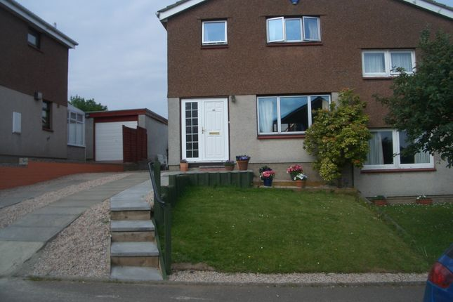Thumbnail Flat to rent in Currievale Park, Currie