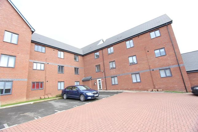 Front View of Kirkistown Close, Rugby CV21