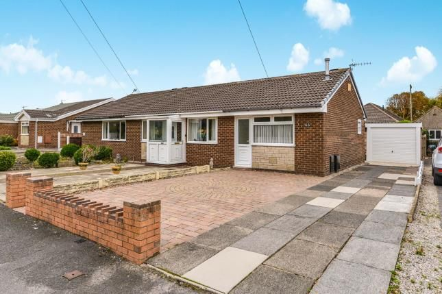Thumbnail Bungalow for sale in Grasmere Road, Morecambe, Lancashire, United Kingdom