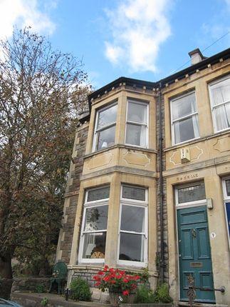Thumbnail End terrace house to rent in Cornwallis Avenue, Bristol