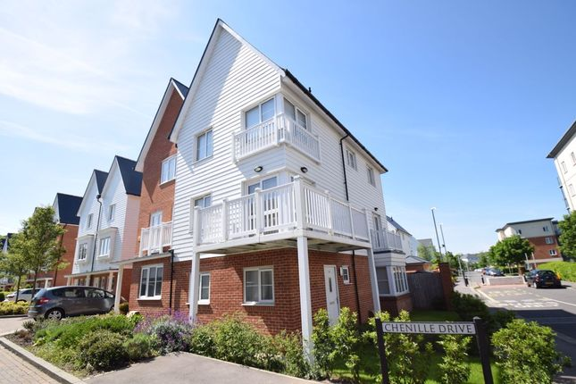 Thumbnail Property to rent in Chequers Avenue, High Wycombe