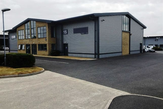 Thumbnail Light industrial to let in Unit 15, Victoria Trading Estate, St Austell, Cornwall