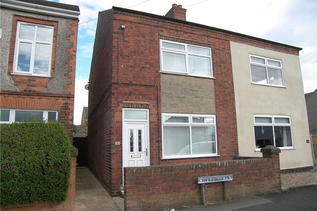 Thumbnail Semi-detached house for sale in Quarry Road, Somercotes, Alfreton