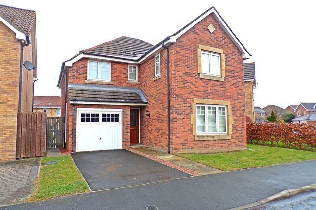 Thumbnail Detached house for sale in Forest Gate, Forest Hall, Newcastle Upon Tyne