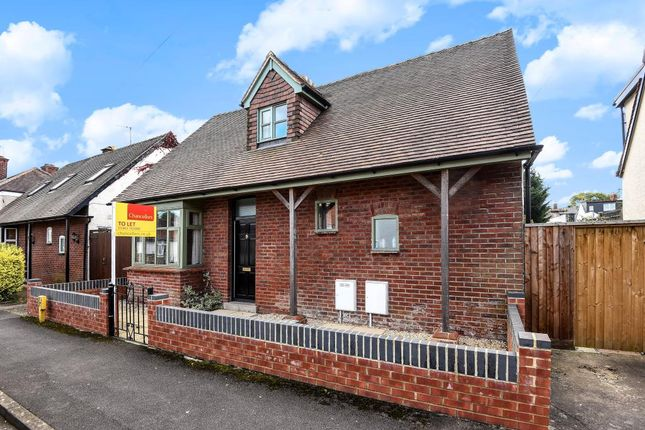 Thumbnail Detached bungalow to rent in York Avenue, Headington