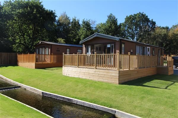 Thumbnail Detached house for sale in Chamonix Lodge, Colchester Holiday Park, Cymbeline Way, Colchester