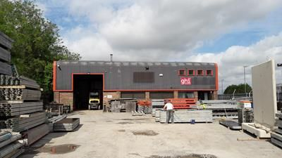 Thumbnail Light industrial for sale in 17 Smeaton Road, Portway West Business Park, Andover, Hampshire