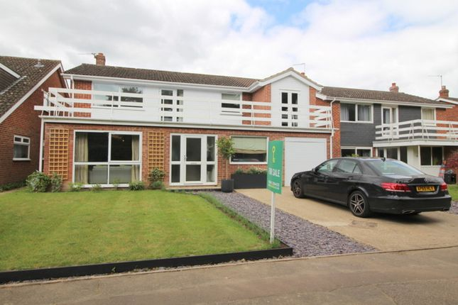 Thumbnail Detached house for sale in Norton Drive, Norwich