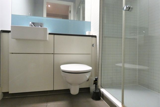 Shower Room of East Bond Street, City Centre, Leicester LE1