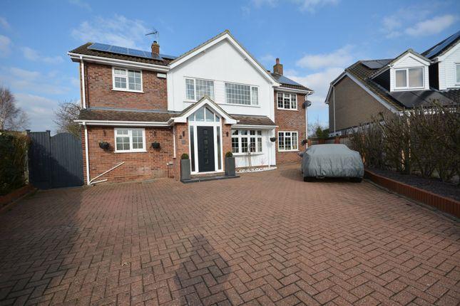 Thumbnail Detached house for sale in Gunton Drive, Lowestoft