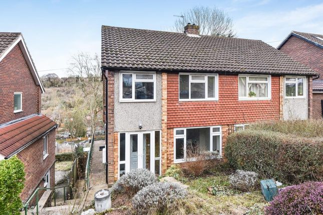 Thumbnail Semi-detached house to rent in Deeds Grove, High Wycombe