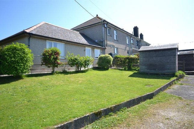 Thumbnail Semi-detached house for sale in Talland View, Killigarth, Polperro, Cornwall
