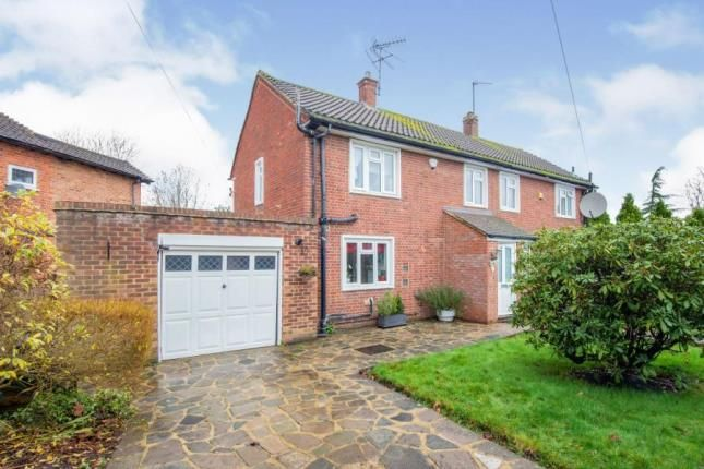 3 bed semi-detached house for sale in Claygate, Esher, Surrey KT10