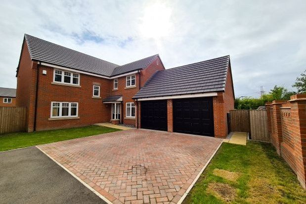 Thumbnail Detached house to rent in Heatherfields Crescent, Doncaster