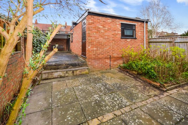 Rear Garden of Allesley Old Road, Coventry CV5